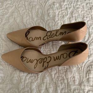 Sam Edelman Shoes - ⭐️HP⭐️ Sam Edelman Opal d'Orsay Pumps